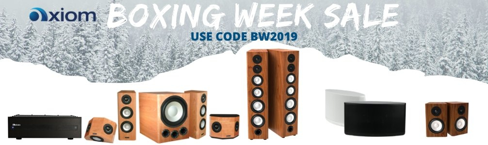 Boxing Week Sale On Now