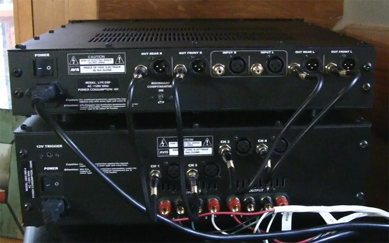 ADA 1500 Amplifier