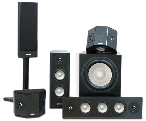 Epic Grand Master v 500 Home Theater System