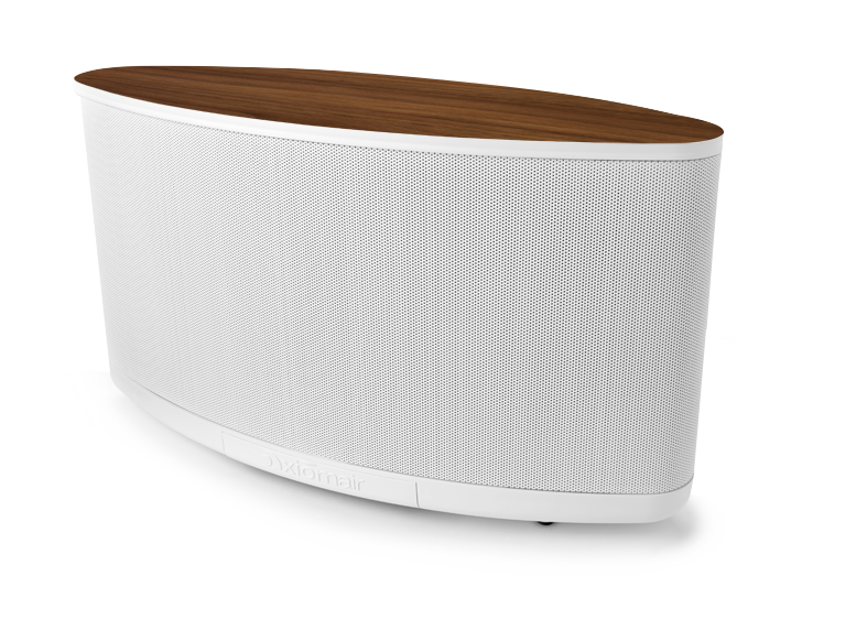 Axiom Speaker in White