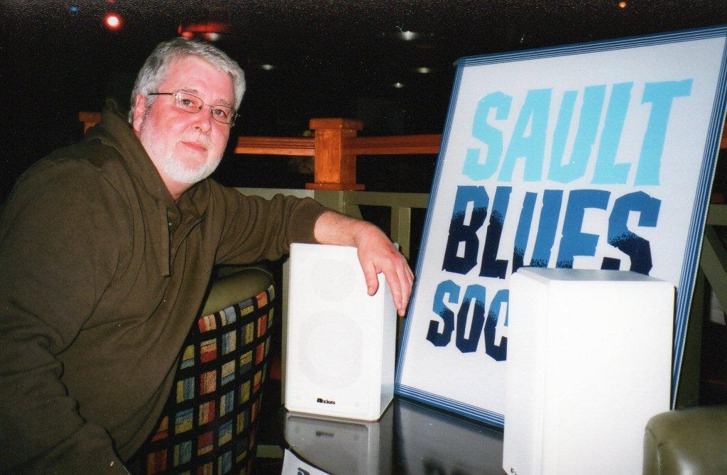The Sault Blues Speakers