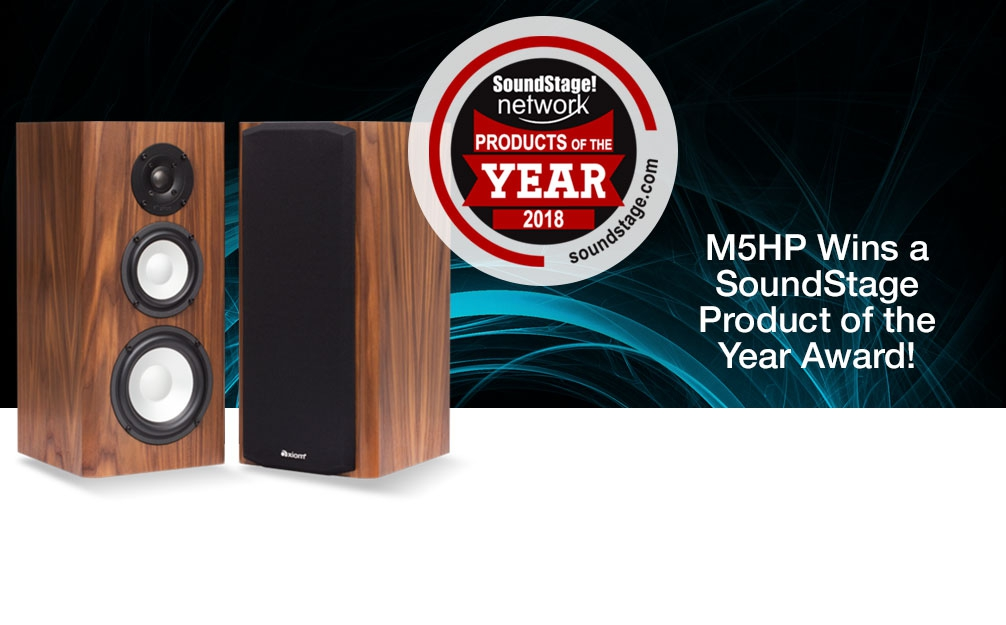 M5HP Bookshelf Speakers