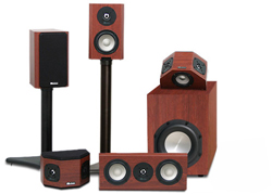 Epic Midi Home Theater Speaker System