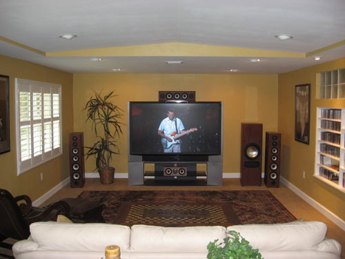 Blog Budgeting And Building A Dedicated Home Theater