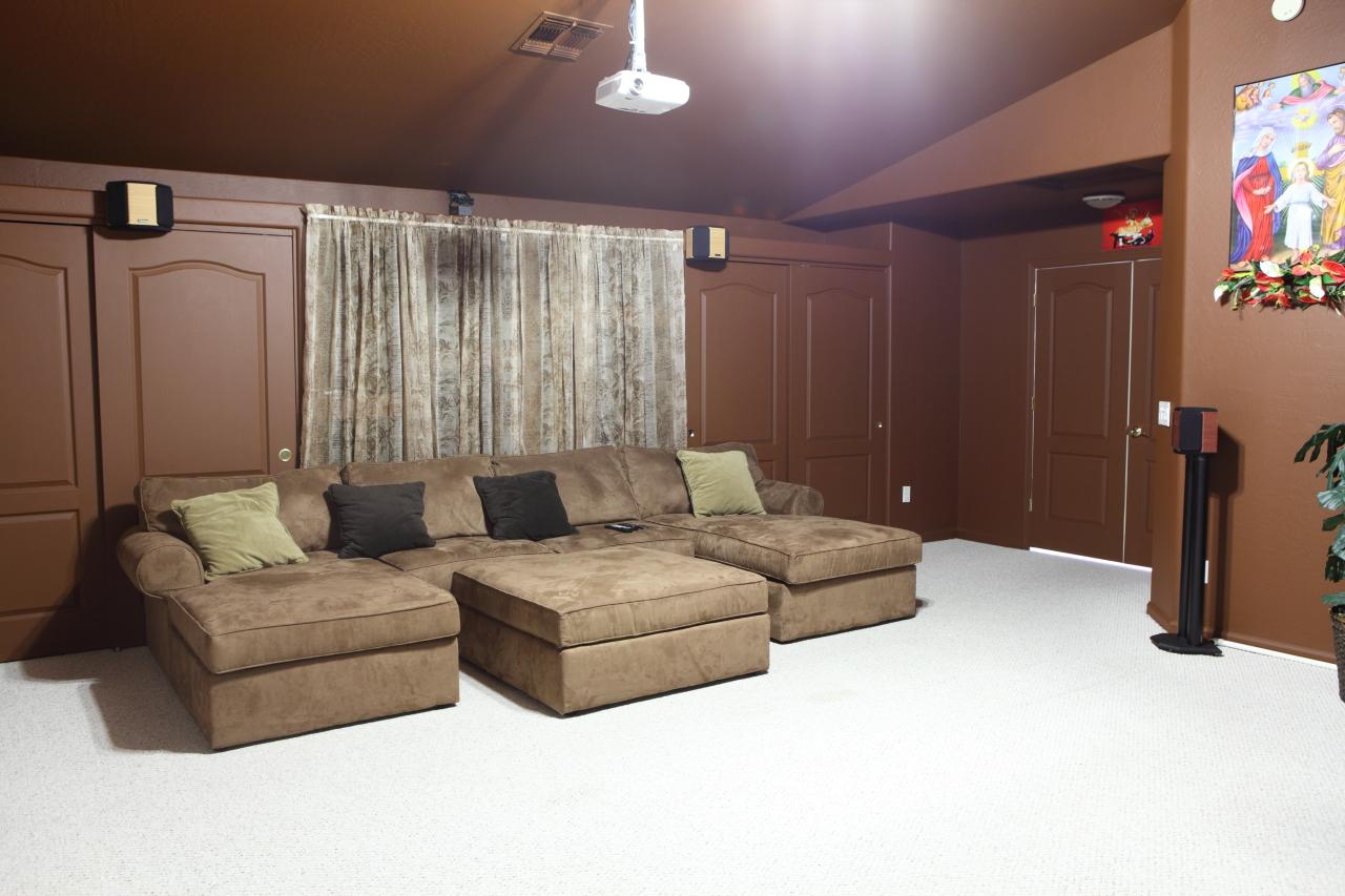 George's Phoenix Media Room