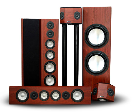 Epic 80 800 v3 Home Theater System